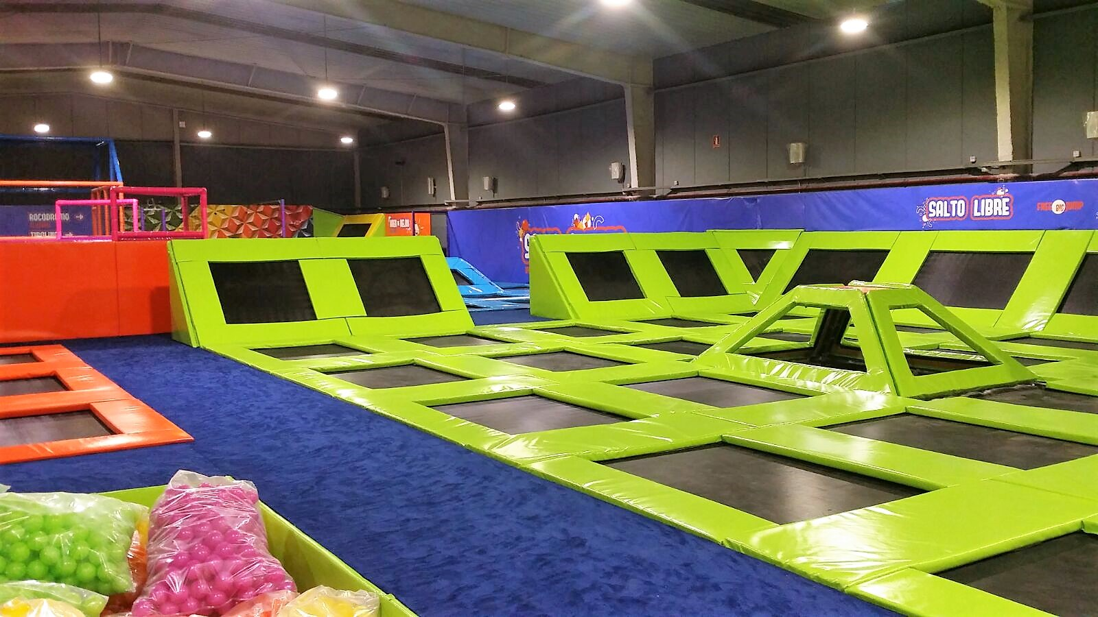 Jumpincor la forma más divertida de Saltar